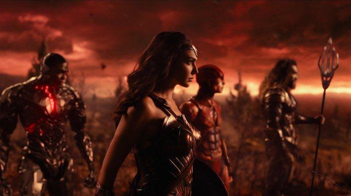 Justice League 07