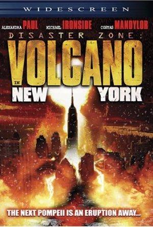 Zona de Desastre: Um Vulcão em Nova York Dublado Online