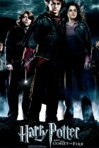 Harry Potter e o Cálice de Fogo Dublado Online
