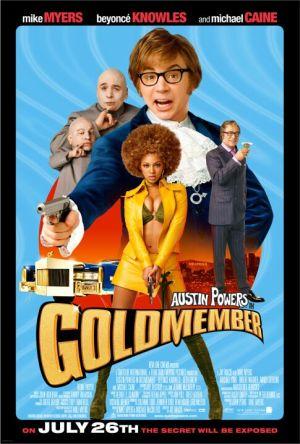 Austin Powers em o Homem do Membro de Ouro Dublado Online