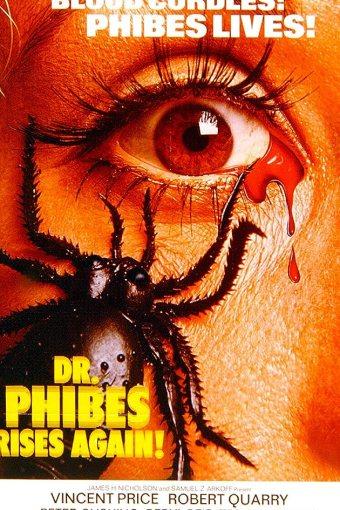 A Câmara de Horrores do Abominável Dr. Phibes Dublado Online