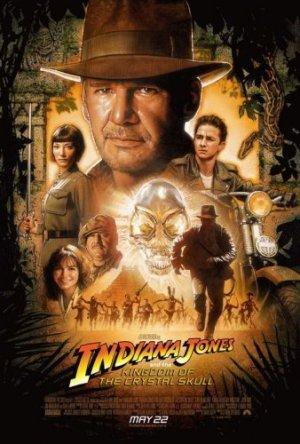 Indiana Jones e o Reino da Caveira de Cristal Dublado Online