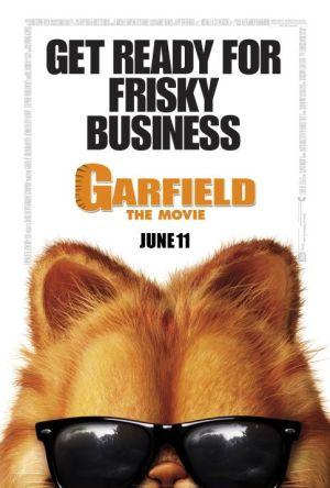 Garfield: O Filme Dublado Online