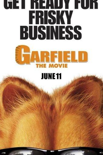 Garfield – O Filme Dublado Online