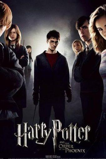 Harry Potter e a Ordem da Fênix Dublado Online