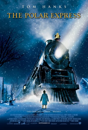 Image result for polar express movie cover