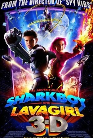 As Aventuras de Sharkboy e Lavagirl Dublado Online