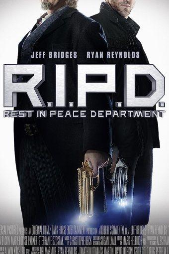 R.I.P.D. – Agentes do Além Dublado Online