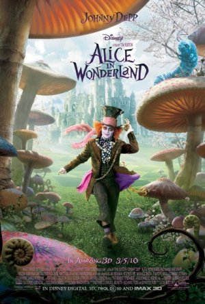 Alice no País das Maravilhas 2010 Dublado Online