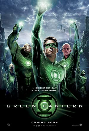 Lanterna Verde Dublado Online