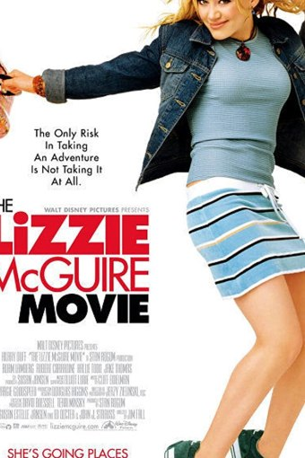 Lizzie McGuire: Um Sonho Popstar Dublado Online
