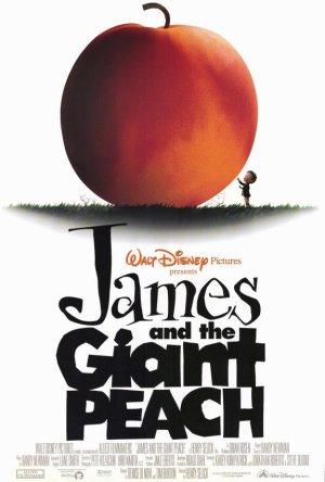 James e o Pêssego Gigante Dublado Online
