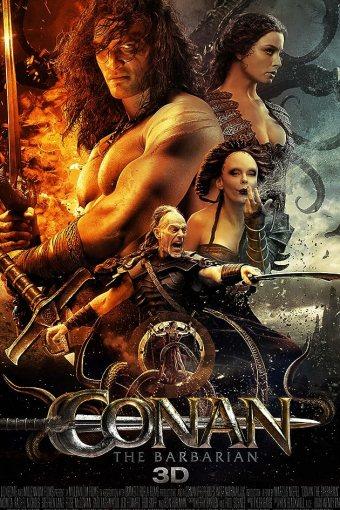 Conan, O Bárbaro Dublado Online