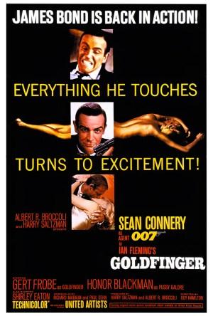 007 Contra Goldfinger Dublado Online