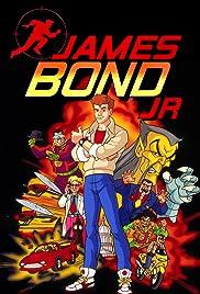 Image result for james bond jr