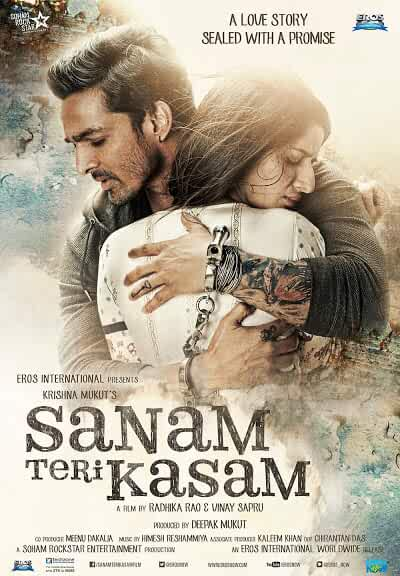 Download Sanam Teri Kasam (2016) Hindi Full Movie 480p [400MB] | 720p [1.2GB] | 1080p [3.2GB]