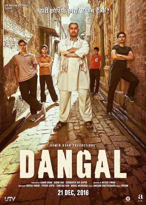 Download Dangal (2016) Full Movie Hindi BluRay 480p [450MB]   720p [1.2GB] 1080p [3GB]