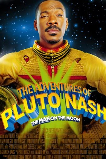 As Aventuras de Pluto Nash Dublado Online