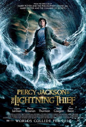 Percy Jackson e o Ladrão de Raios Dublado Online