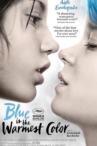 Azul é a Cor Mais Quente Legendado Online