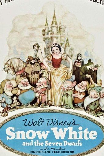Branca de Neve e os Sete Anões 1937 Dublado Online