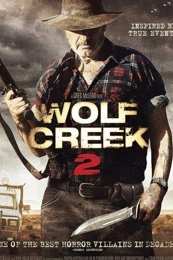 Wolf Creek: Viagem ao Inferno 2 Legendado Online