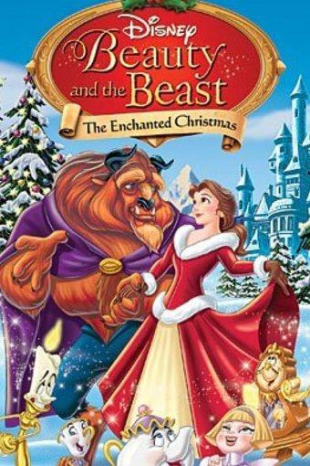 O Natal Encantado da Bela e a Fera Dublado Online