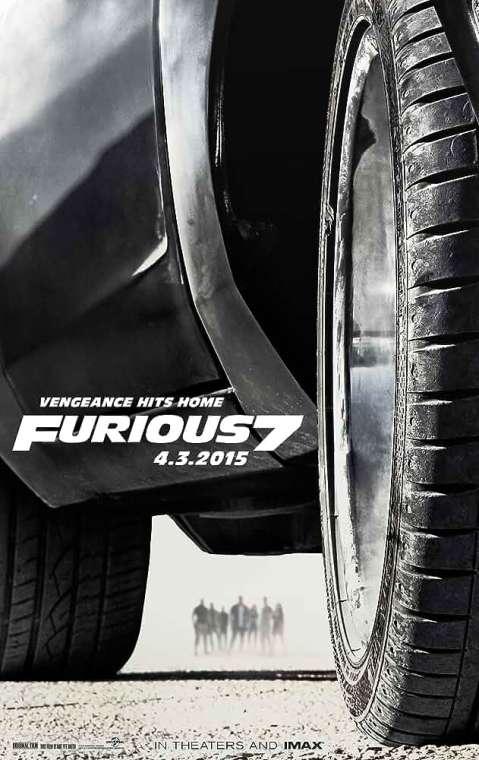 Download Fast & Furious 7 (2015) Dual Audio Hindi BluRay 480p [500MB] | 720p [1GB] | 1080p [3GB]