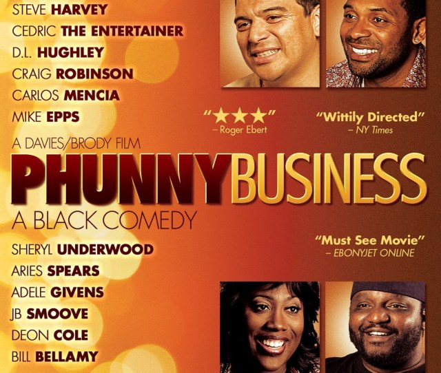 Phunny Business A Black Comedy 2011