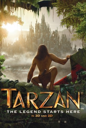 Tarzan: A Evolução da Lenda Dublado Online