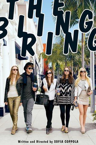 Bling Ring: A Gangue de Hollywood Dublado Online