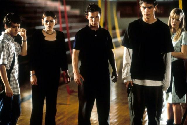 The Faculty (1998) High School Horrors