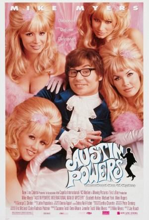 Austin Powers: Um Agente Nada Discreto Dublado Online