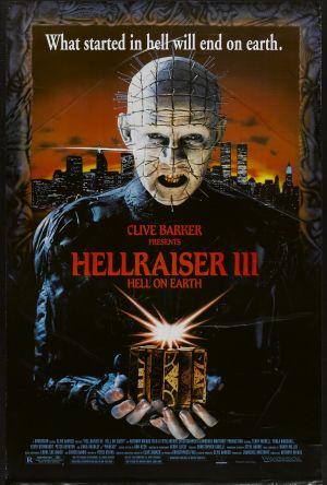 Hellraiser III - Inferno na Terra Dublado Online