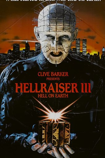 Hellraiser III – Inferno na Terra Dublado Online