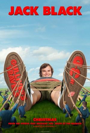 As Viagens de Gulliver Dublado Online