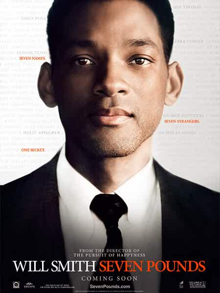 Download Seven Pounds (2008) Full Movie in Hindi   720p [850MB] Dual Audio Download