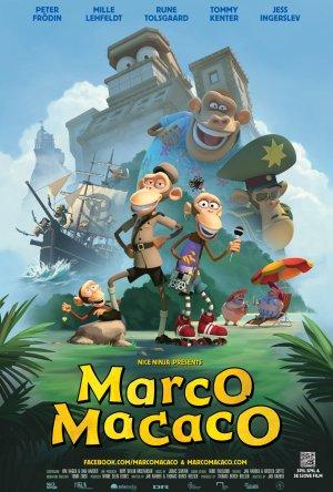 Marco Macaco Dublado Online