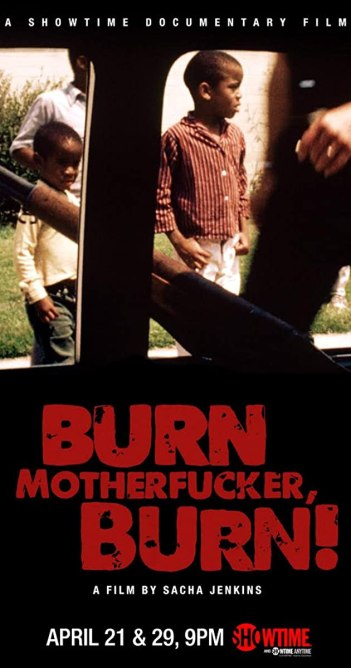 Burn Motherfucker, Burn! (2017) - IMDb