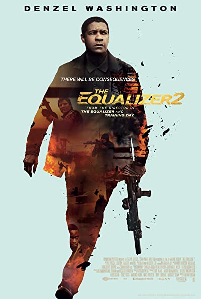 The Equalizer 2 (2018) Dual Audio [Hin-Eng] Blu-Ray 10Bit  720P  x265 AAC 800MB  Download