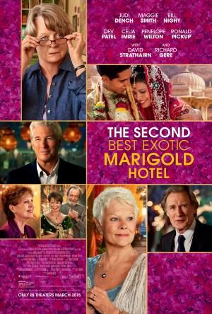 O Exótico Hotel Marigold 2 Dublado Online