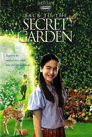 De Volta ao Jardim Secreto Dublado Online