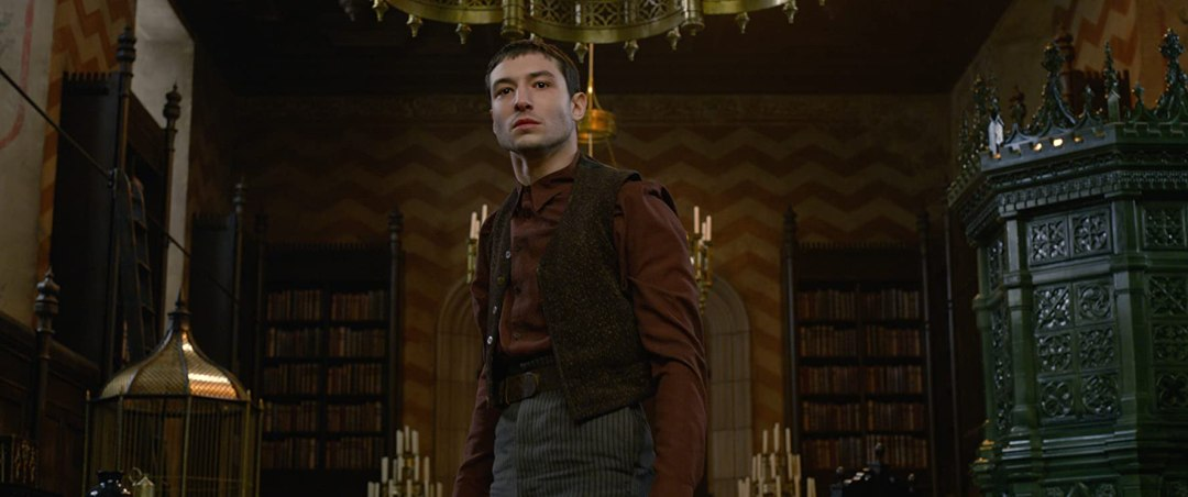 """Credence RevivalEzra Miller (/name/nm3009232) returns as Credence, a young man once believed to be non-magical but found to have developed an Obscurus (a dark parasitical magical force). Credence has come to Paris, where he is desperately searching for his real mother, hoping to learn his true identity. Taking a break from filming, Miller said: """"He's a bit of a ticking time bomb, given his particular magical condition. But he has a burning need to know more about who he actually is... so he's on this quest for identity."""" He added: """"What I think is interesting in the story of Credence is that he has been betrayed and mistreated by both worlds at this point. He has been mistreated by folks in the wizarding world, and muggle folks as well, so I think there a great skepticism of everyone he sees."""""""