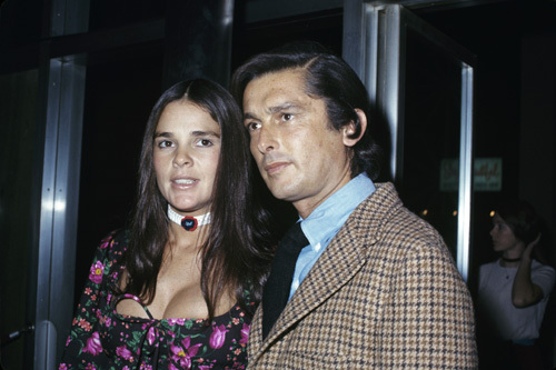 Image result for ROBERT EVANS AND ALI MACGRAW