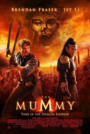 A Múmia – Tumba do Imperador Dragão Dublado Online