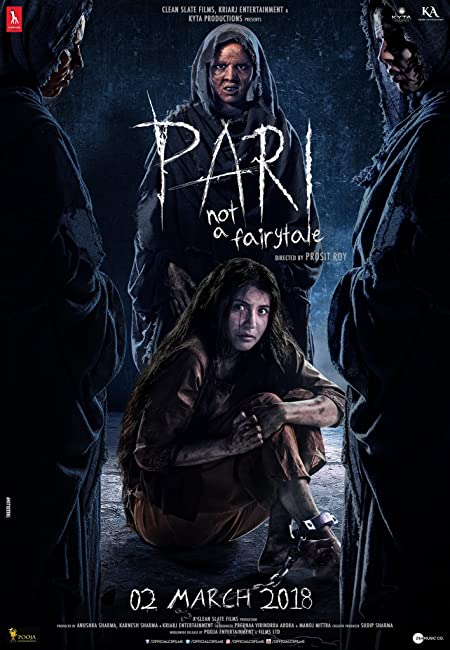 Pari (2018) Hindi WEB-DL - 480P | 720P - x264 - 250MB | 850MB - Download & Watch Online  Movie Poster - mlsbd
