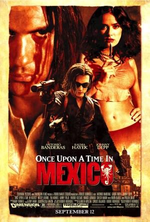 Era Uma Vez no México Dublado Online