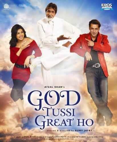 Download God Tussi Great Ho (2008) Hindi Full Movie 480p [400MB] | 720p [1.4GB]