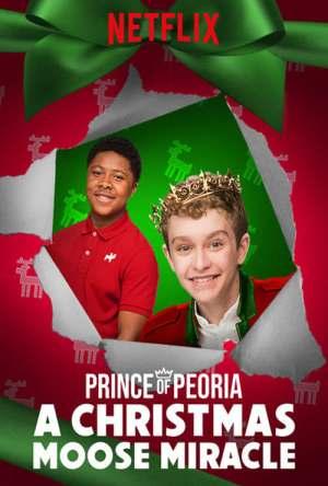 O Príncipe de Peoria e o Milagre de Natal Dublado Online