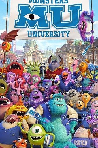 Universidade Monstros Dublado Online